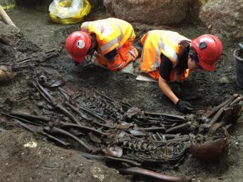 Названа причина гибели четверти населения Лондона в 1665 году фото:independent.co.uk