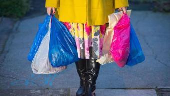 Сбор за пластиковые пакеты в магазинах Англии увеличится вдвое