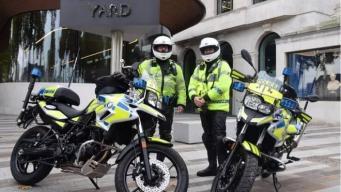 В Лондоне арестовали подростка, укравшего семь смартфонов за час