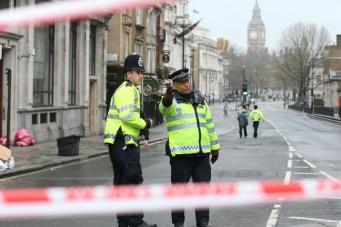 Скотланд-Ярд продемонстрировал новое средство против террора с наездом на людей