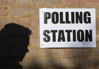 В Англии проходят выборы в местные органы власти