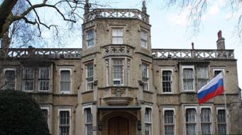 Посольство России в Лондоне пошутило