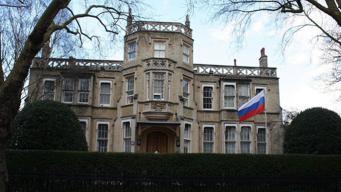 Посольство России в Великобритании обрушилось с критикой на британское СМИ