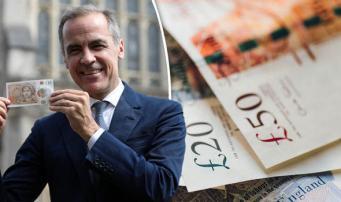 Шорт-лист кандидатов на увековечение на пятидесятифунтовой банкноте возмутил британцев