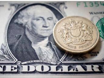 Курс фунта стерлингов достиг максимума к доллару США со времени Брекзита
