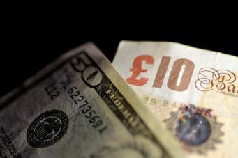 Курс фунта стерлингов отреагировал на публикацию отчета о безработице в Великобритании