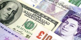 Курс фунта стерлингов приблизился к максимуму за восемь месяцев фото:market500.com