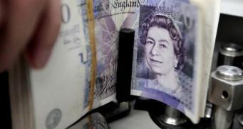 Курс фунта стерлингов обвалился после заявления Банка Англии