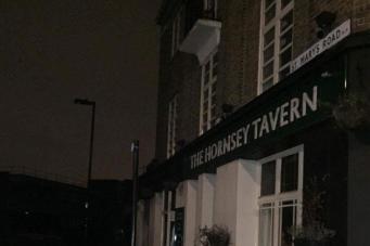На севере Лондона свыше тысячи домов остались без света фото:standard.co.uk