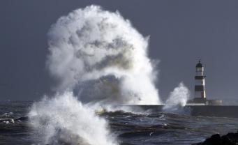Британское метеобюро предупредило об арктическом шторме