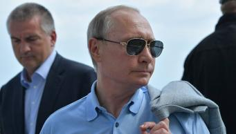 На Западе сравнили тонкую дипломатию Путина с умелой игрой в шахматы