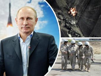 NYT: Путин взял верх над США в опосредованном сирийском конфликте
