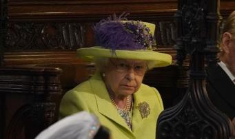 Кто рассердил королеву Елизавету II на свадьбе принца Гарри?