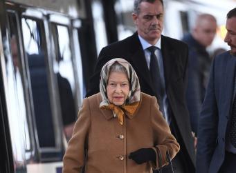 Королева Елизавета II отправилась в Норфолк на рождественские каникулы