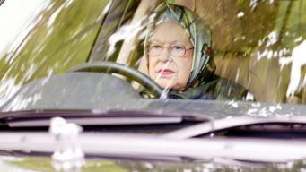Ее Величество больше не сядет за руль