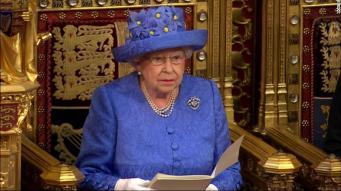 Королевская Тронная речь будет отложена до Брекзита