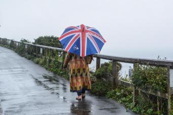 Британские синоптики сделали противоречивый прогноз на выходные фото:thesun