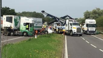 Страшное ДТП в Букингемшире: восемь погибших и четверо в больнице