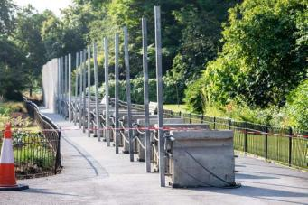 В лондонском Риджентс-парке разворачивается масштабная полицейская спецоперация