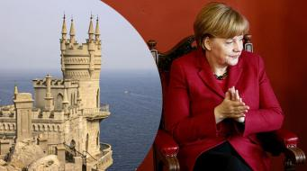 в России ответили Меркель на ее слова о Крыме и Германии