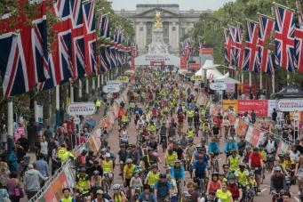 В Лондоне стартует трехдневный велофестиваль фото:standard.co.uk