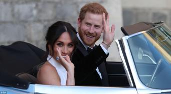Принц Гарри подарил Меган кольцо принцессы Дианы
