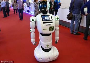 Лейбористы предлагают ввести корпоративный  налог на роботов фото:dailymail