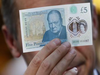 Банк Англии не откажется от животного жира при производстве полимерных банкнот фото:independent.co.uk