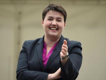 Лидер шотландских консерваторов вошла в рейтинг самых влиятельных людей Time