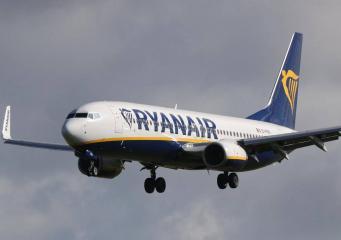 Ryanair объявил большую распродажу билетов на летние рейсы