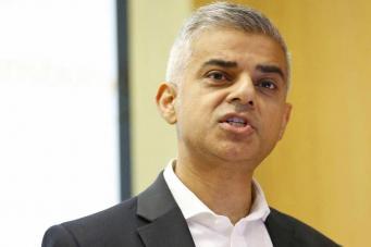 Садик Хан разочарован решением правительства о расширении Хитроу фото:standard.co.uk