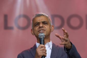 Мэру Лондона назначена круглосуточная охрана