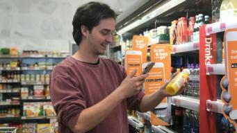 Sainsbury`s открыл супермаркет без кассовых лент