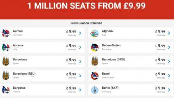 Лоукостер Ryanair устроил распродажу
