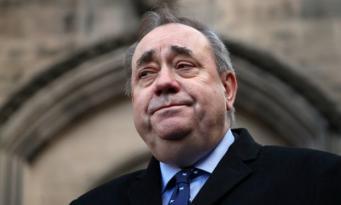 Арестован бывший руководитель правительства Шотландии