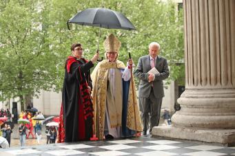 Епископом Лондона впервые стала женщина