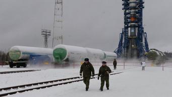 """Российская ракета """"Сармат"""""""