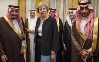 Великобритания наращивает поставки оружия Саудовской Аравии