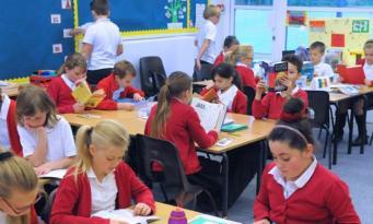 Новое правило поведения в британской школе
