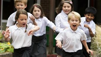 Перемены в школах Англии сократились на час за двадцать лет
