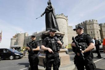 Свадьба принца Гарри пройдет при особых мерах безопасности