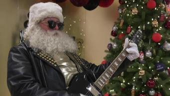 Selfridges напомнил о приближающемся Рождестве