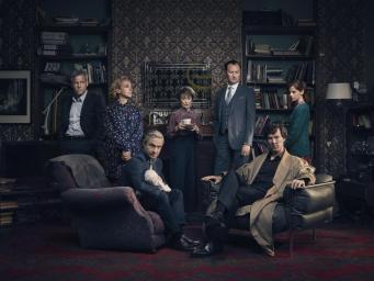 Кульминационный эпизод четвертого сезона «Шерлока» слит в интернет до премьеры фото:independent.co.uk