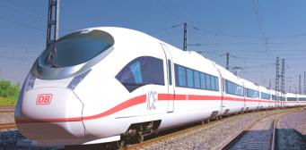 Скорый поезд из Лондона в Германию может быть запущен в 2020 году фото: dailymail.co.uk