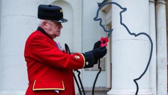«Армия силуэтов» собрала один миллион фунтов на благотворительность