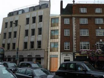 Дом шириной в три метра  построят и продадут за миллионы в Фицровии фото:standard.co.uk