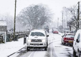 Британское метеобюро предупреждает о погоде не по сезону