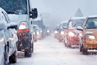 Уточненный прогноз погоды в UK: экстремальный холод и рекордный снегопад на пороге весны