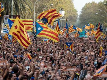 Великобритания не признает независимость Каталонии