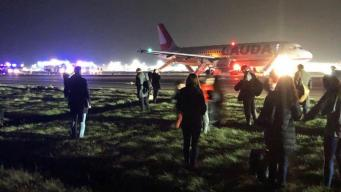 Аэропорт Станстед приостановил работу из-за инцидента на летном поле
